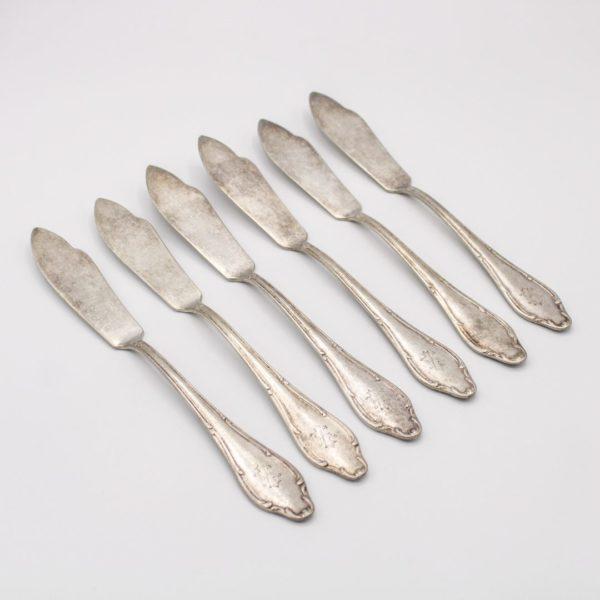 vintage fish knives