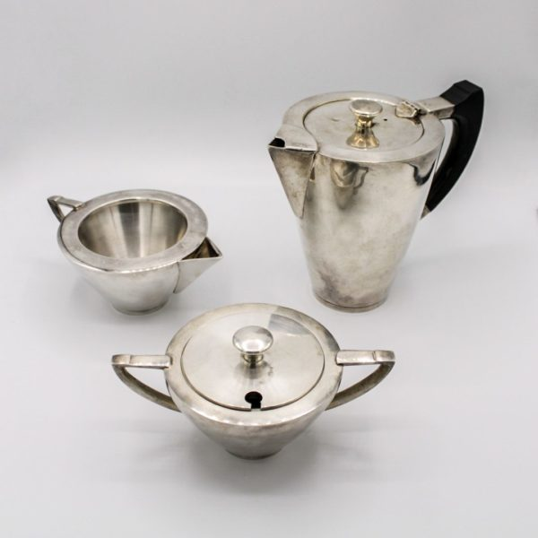 antique coffee service