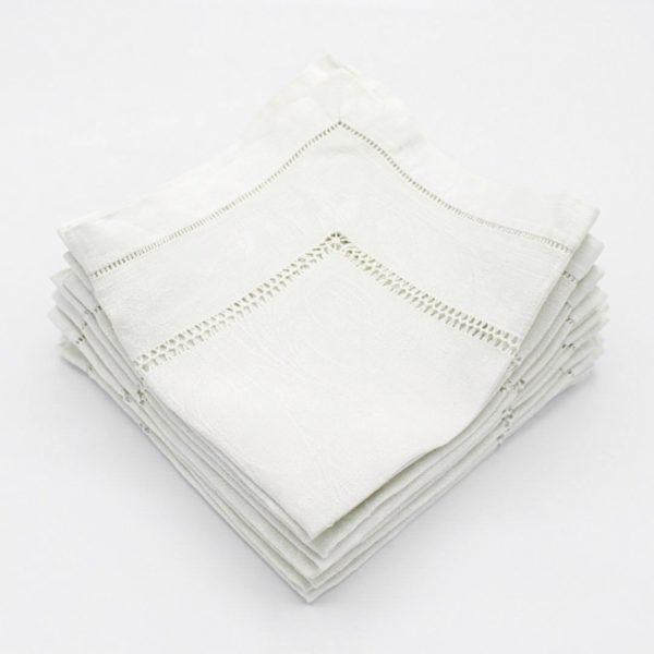 damask napkins