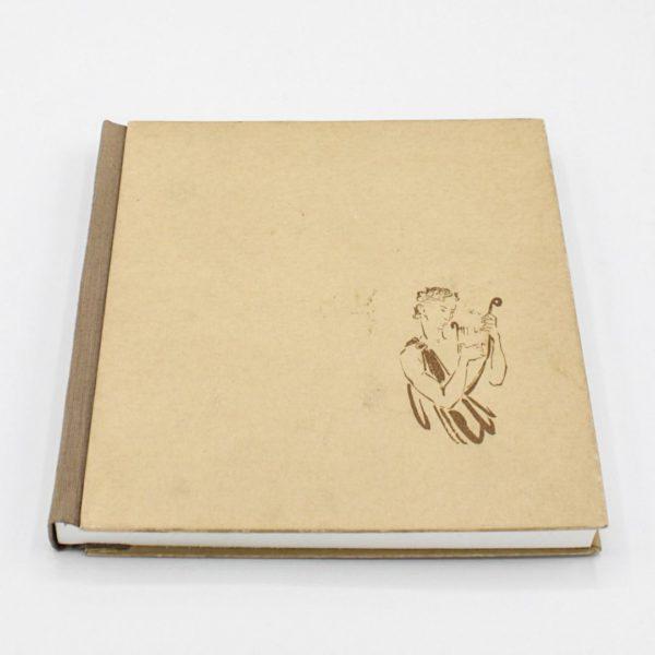 vintage notebook zenei kaleidoszkop